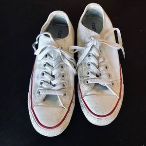 Women's All Star Converse Low Tops